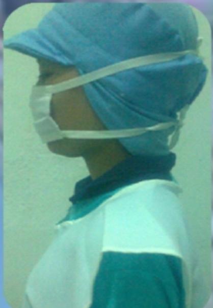 Hairnet dan Masker Produksi - PT Citra Wahana Nusantara