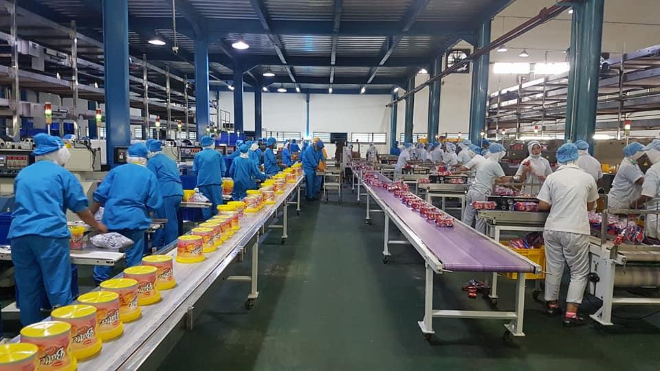Jasa Outsourcing Pabrik Unimos Bambe - PT. Citra Wahana Nusantara