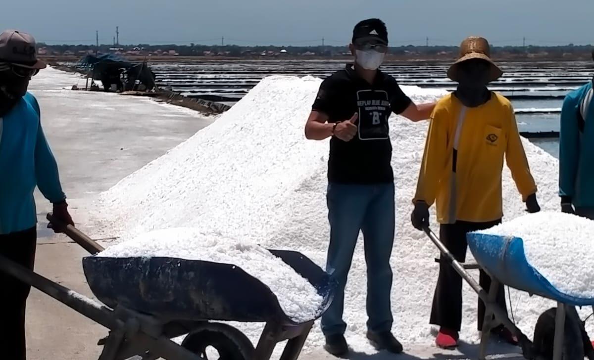 Kais Pungut Garam - PT Citra Wahana Nusantara